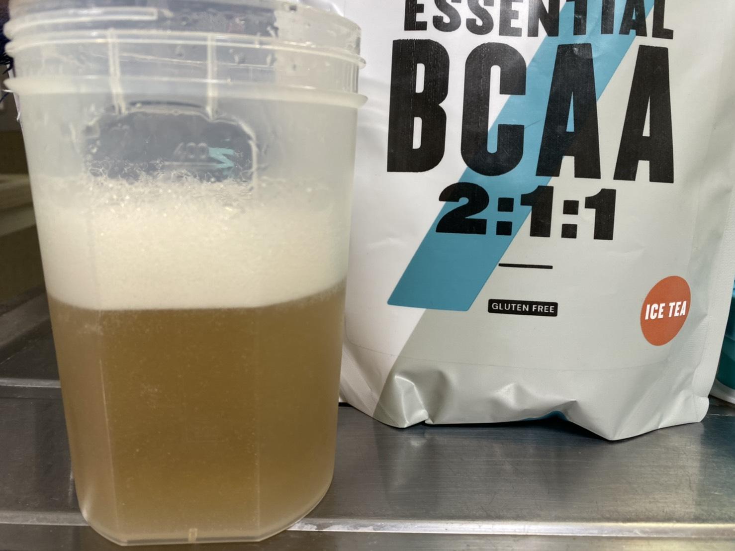 BCAAアイスティー味