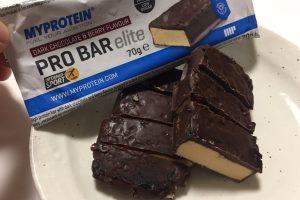 プロバー・エリート「DARK CHOCOLATE&BERRY FLAVOUR(ダークチョコレート&ベリー味)」を実食
