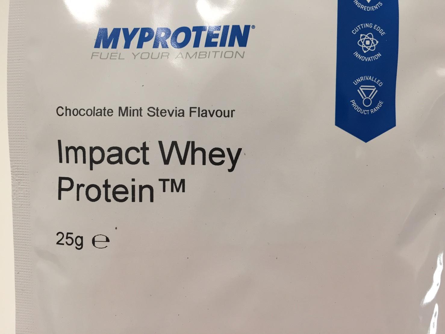 Chocolate Mint Stevia Flavour(チョコレートミントステビア味)