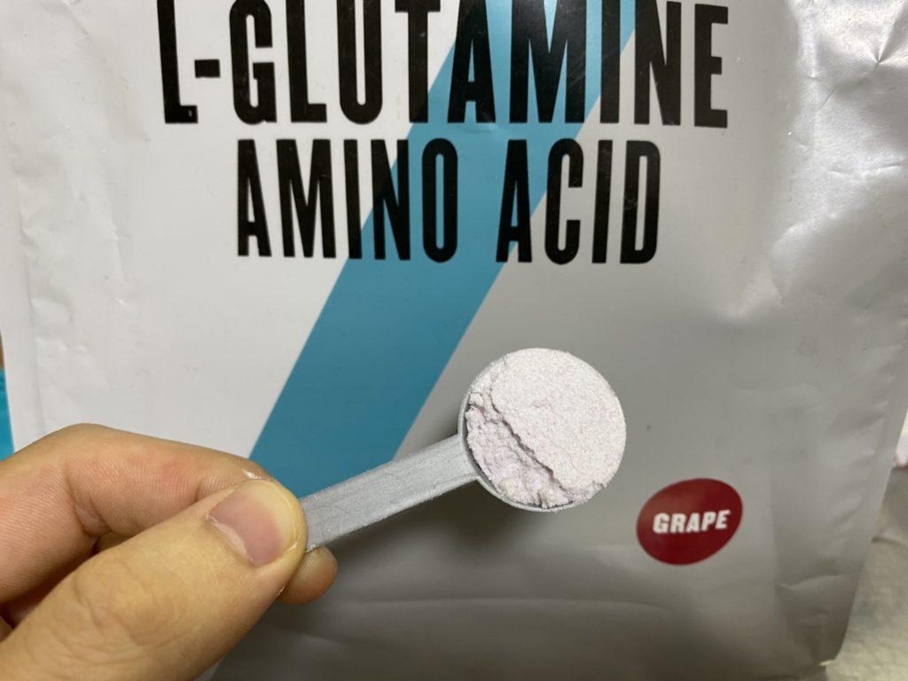 グルタミン:グレープ味