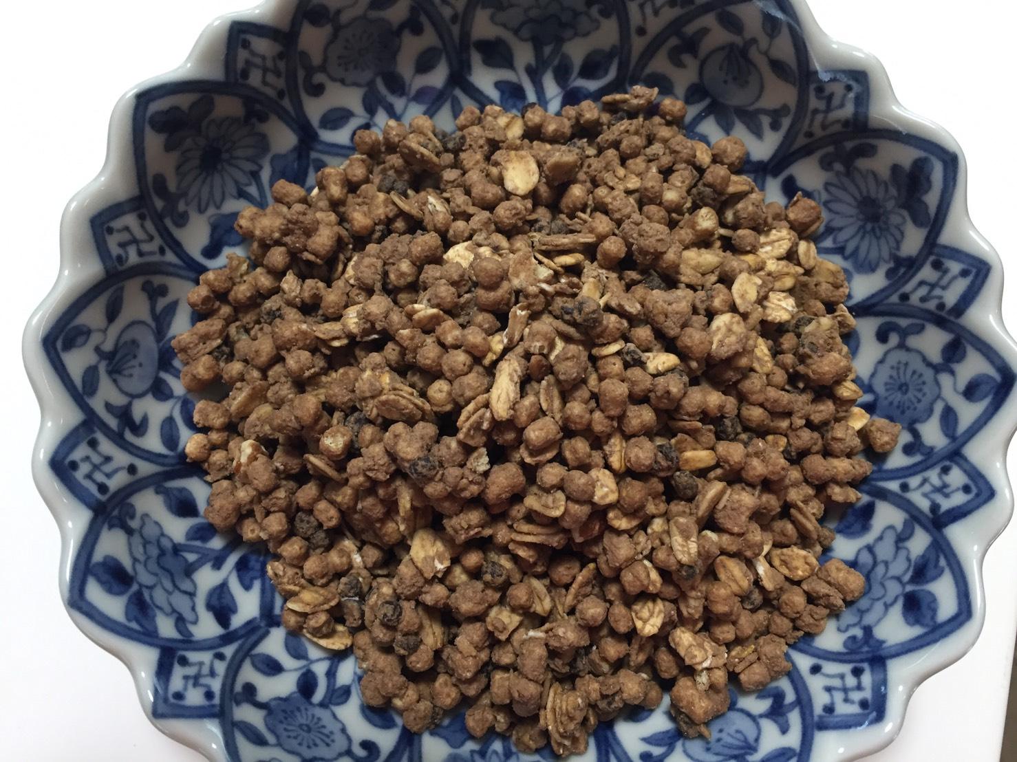 プロテイン・グラノーラ「CHOCOLATE CARAMEL FLAVOUR(チョコレートキャラメル味)」