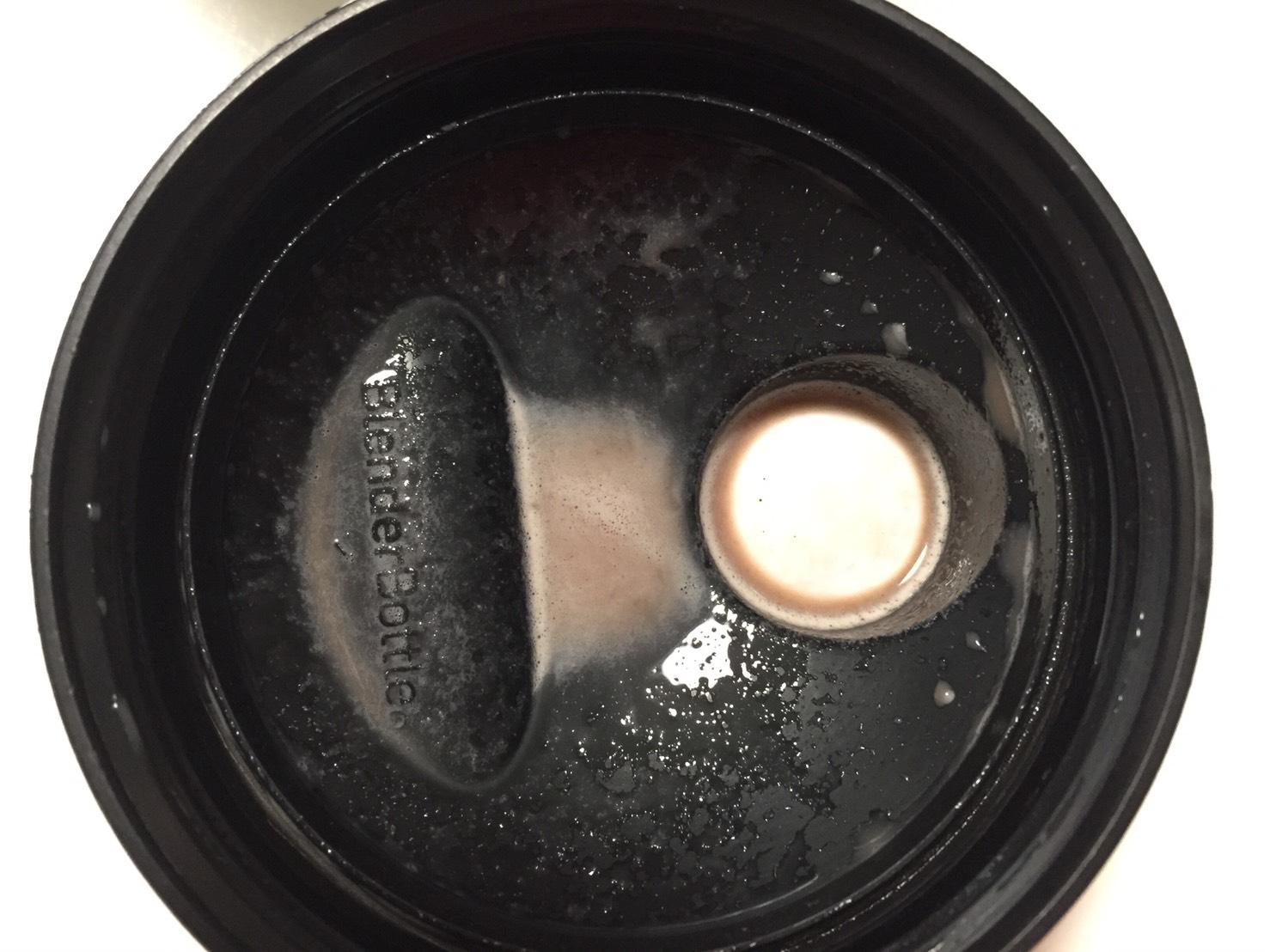 Chocolate Stevia Flavour(チョコレートステビア味)の蓋側