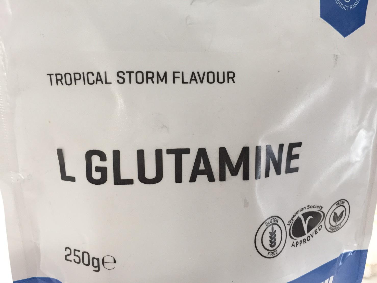 L-グルタミン「TROPICAL STORM FLAVOUR(トロピカル味)」