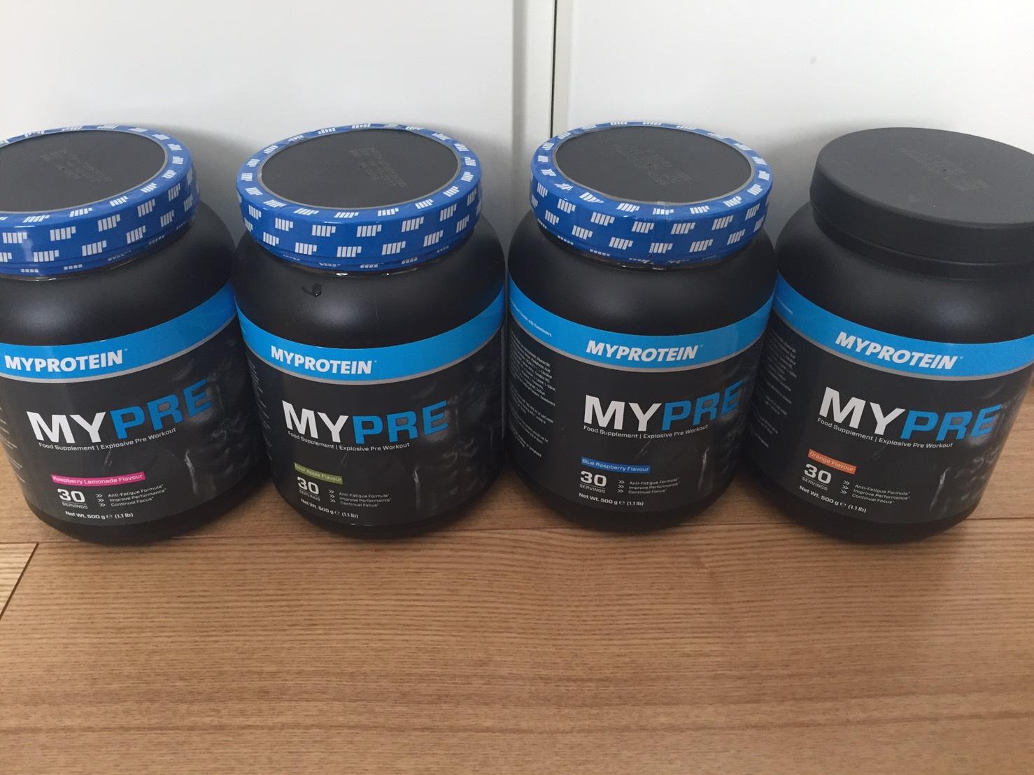 Mypre(マイプレ)の成分表