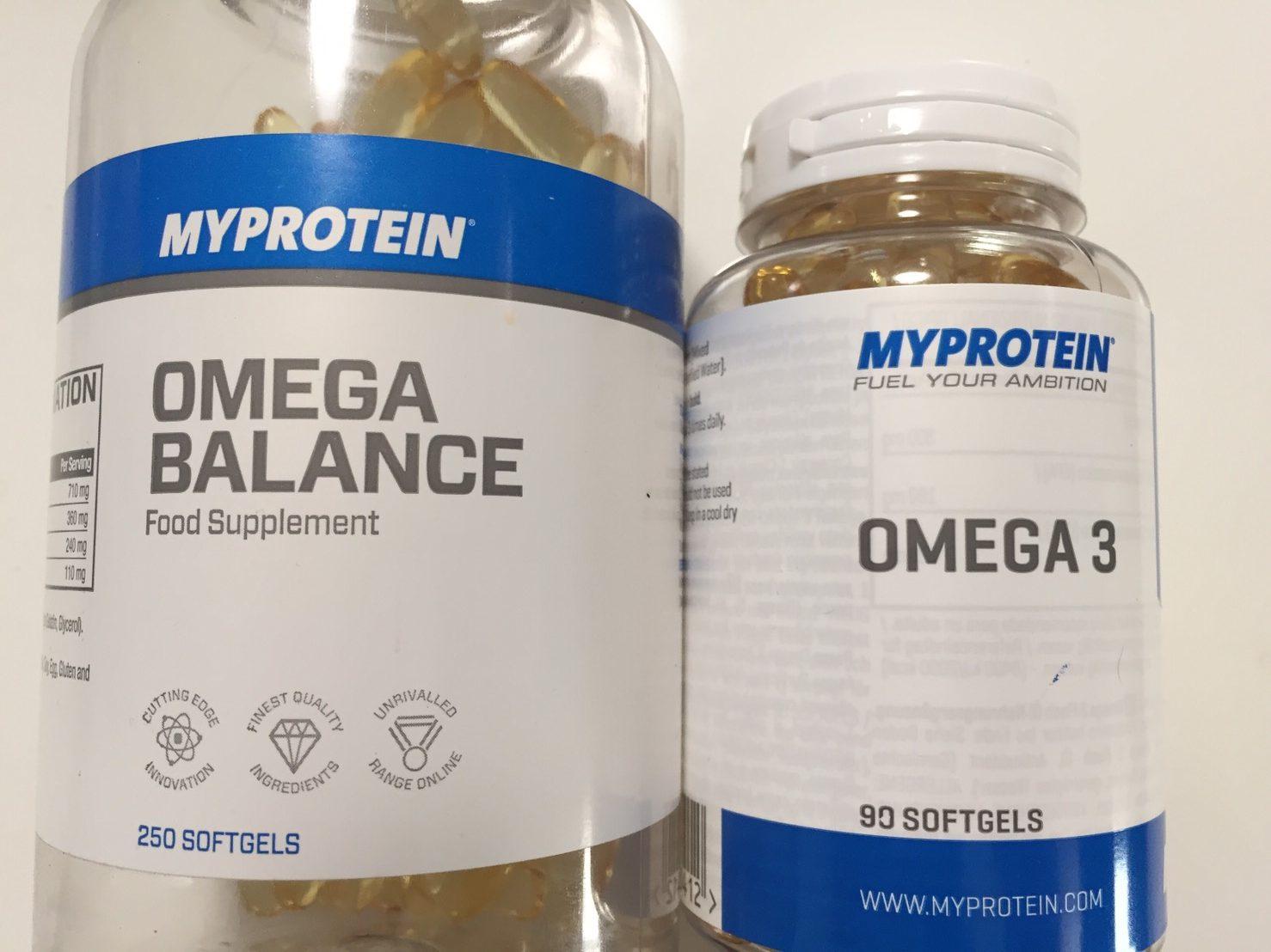 オメガ3とオメガ・バランスの違い