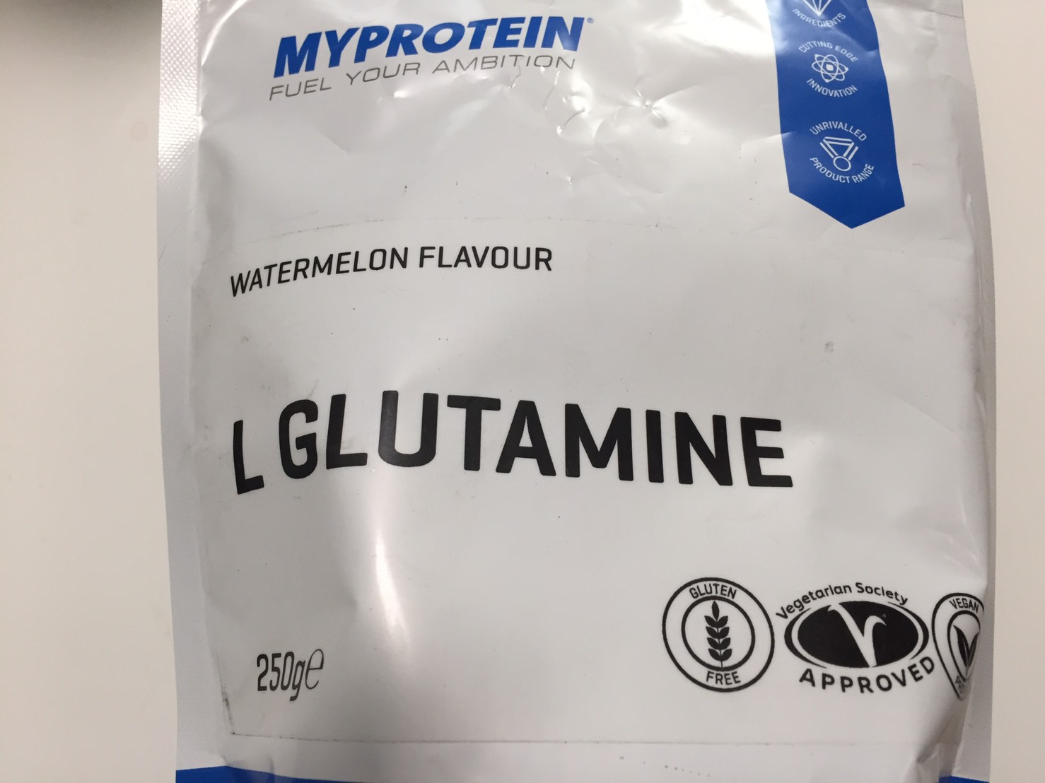 L-グルタミン「WATERMELON FLAVOUR(スイカ味)」