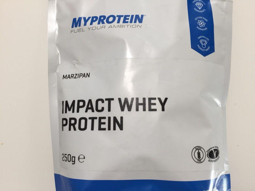 【WPC】Impactホエイプロテイン「MARZIPAN(マジパン味・マルチパン味)」