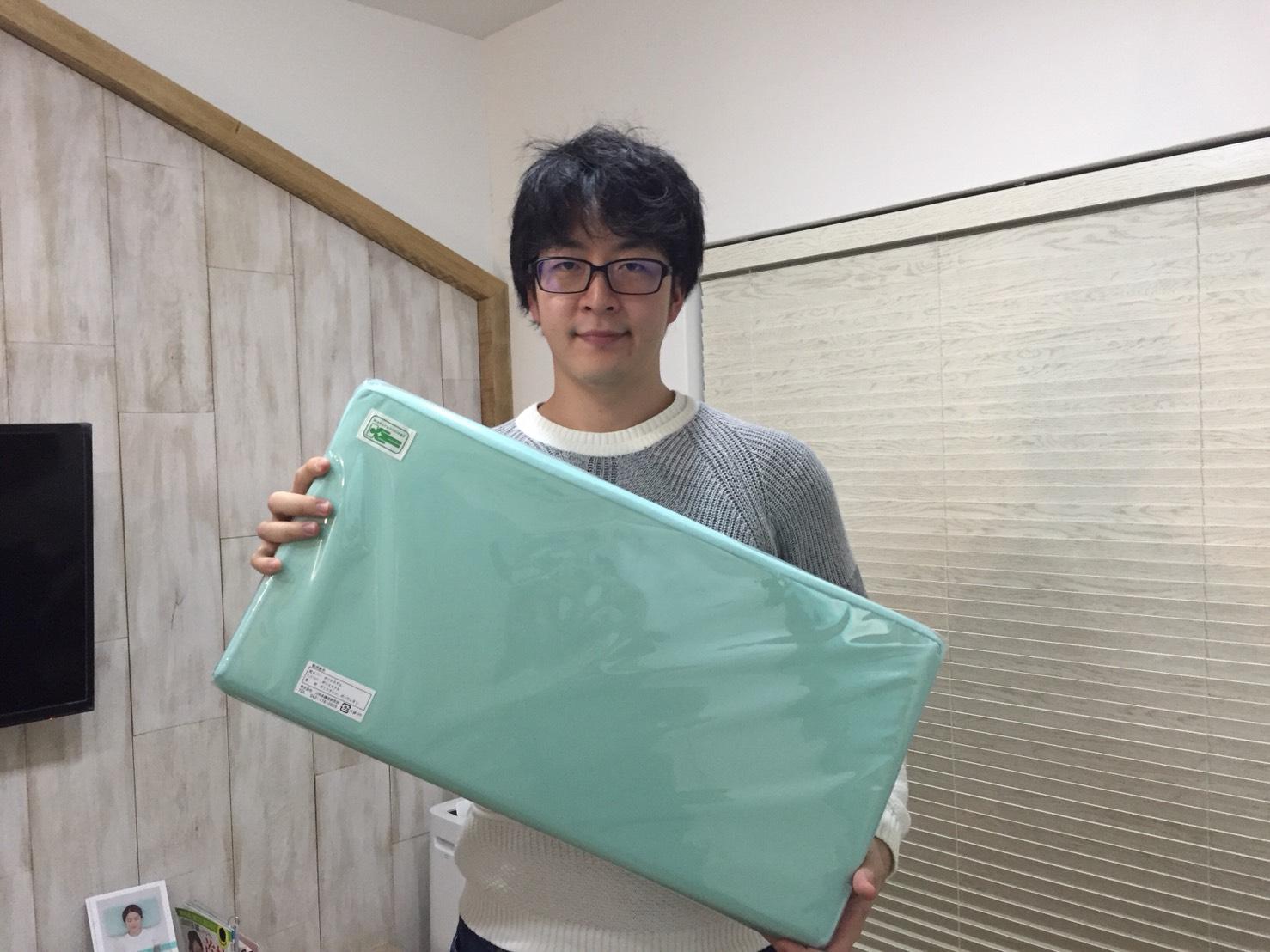 【オーダーメイド枕】山田朱織枕研究所の整形外科枕を購入したので使用感とともにレビューします。
