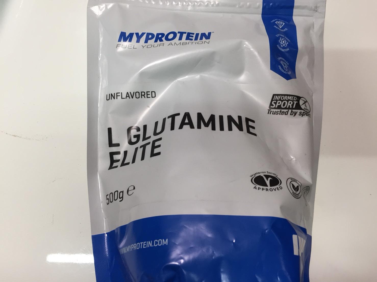 L-GLUTAMINE ELITE(グルタミンエリート)