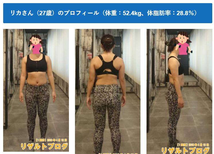 ダイエットの成功率を高める秘訣は「摂取カロリーと体重を紐づけ」すること。【リアルタイムダイエット企画01_リカさん】