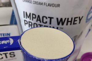 【WPC】Impactホエイプロテイン「ORANGE CREAM FLAVOUR(オレンジクリーム味)」