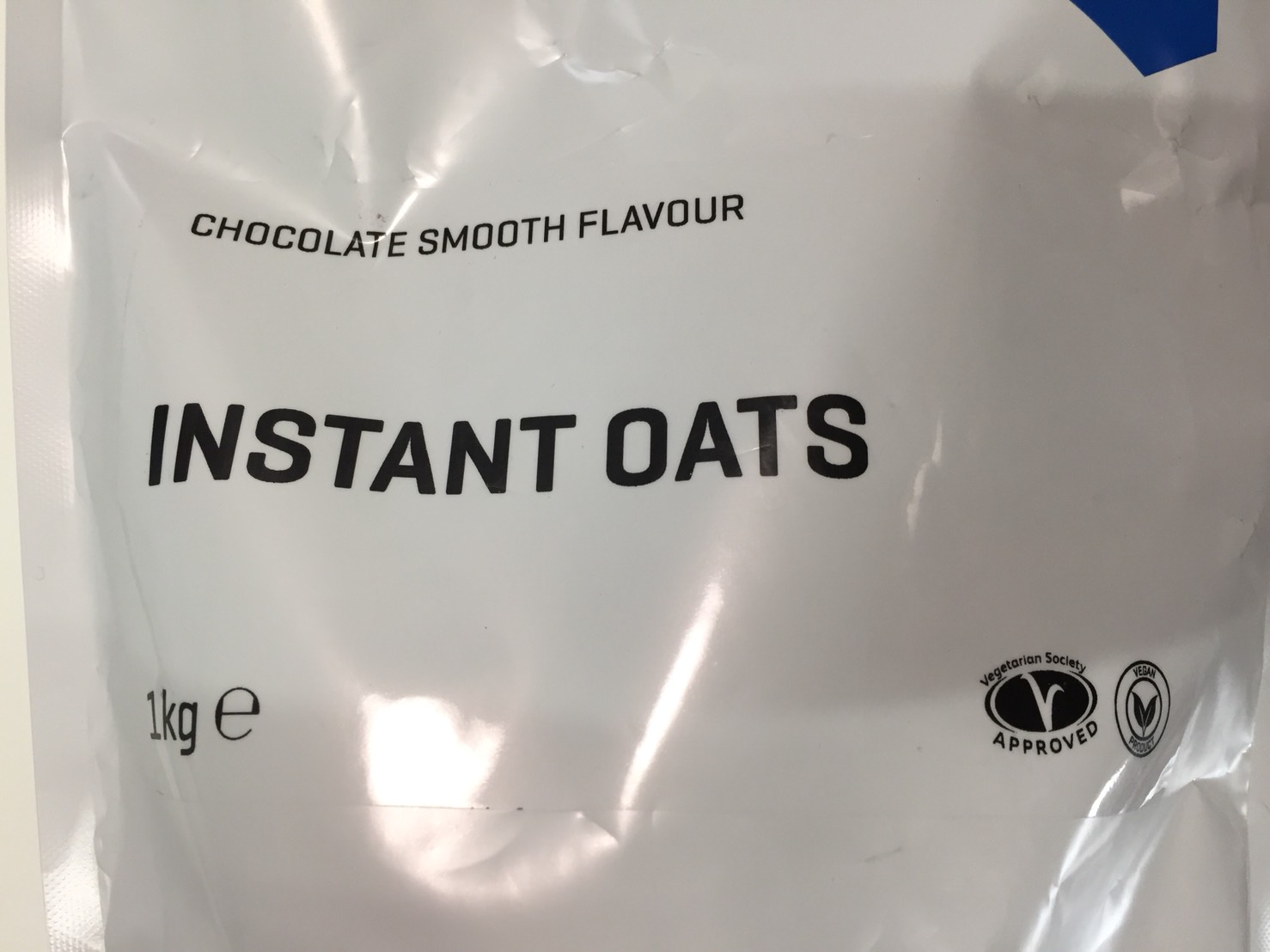 INSTANT OATS(インスタントオーツ)「CHOCOLATE SMOOTH FLAVOUR(チョコレートスムース味)」