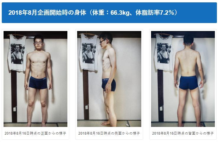 ガリガリ男子が健康的に太る方法|筋トレと食事で増量する前に。【第1話】