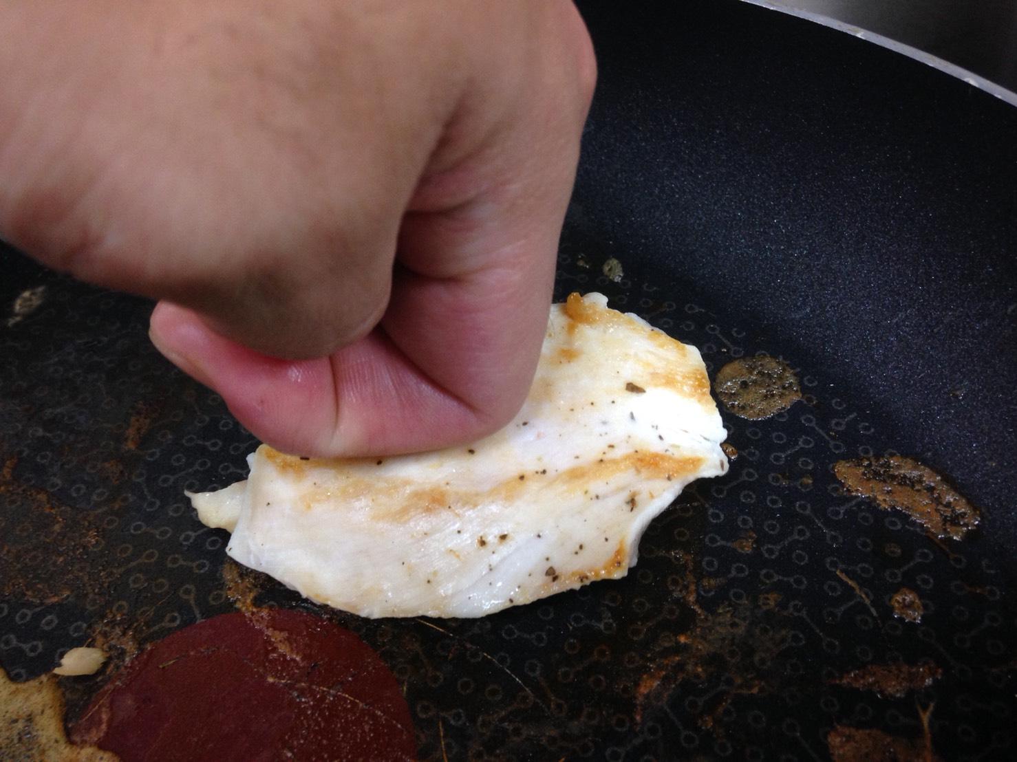 肉の焼き加減を見極める番外編テクニック