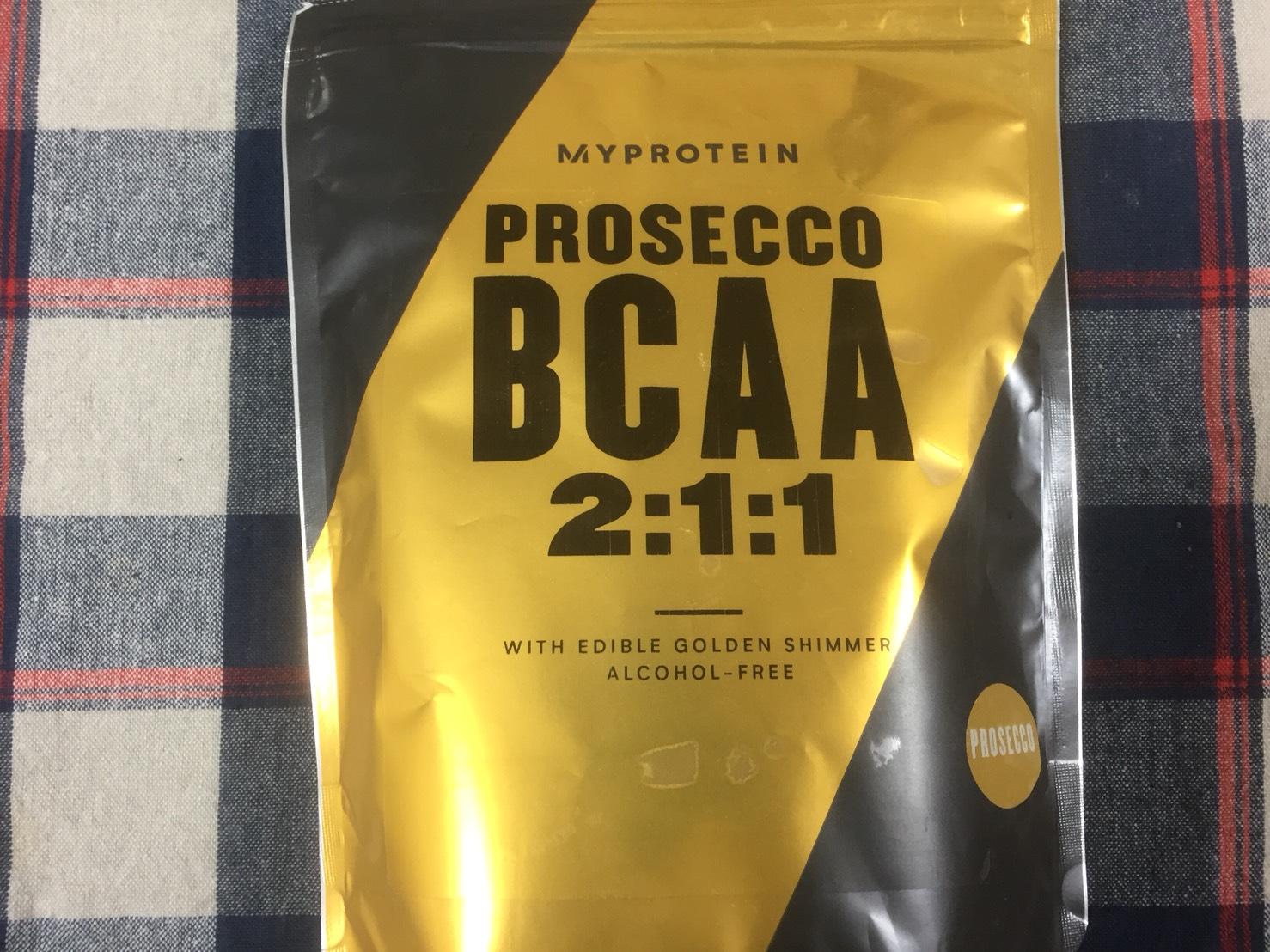 BCAA「プロセッコ風」