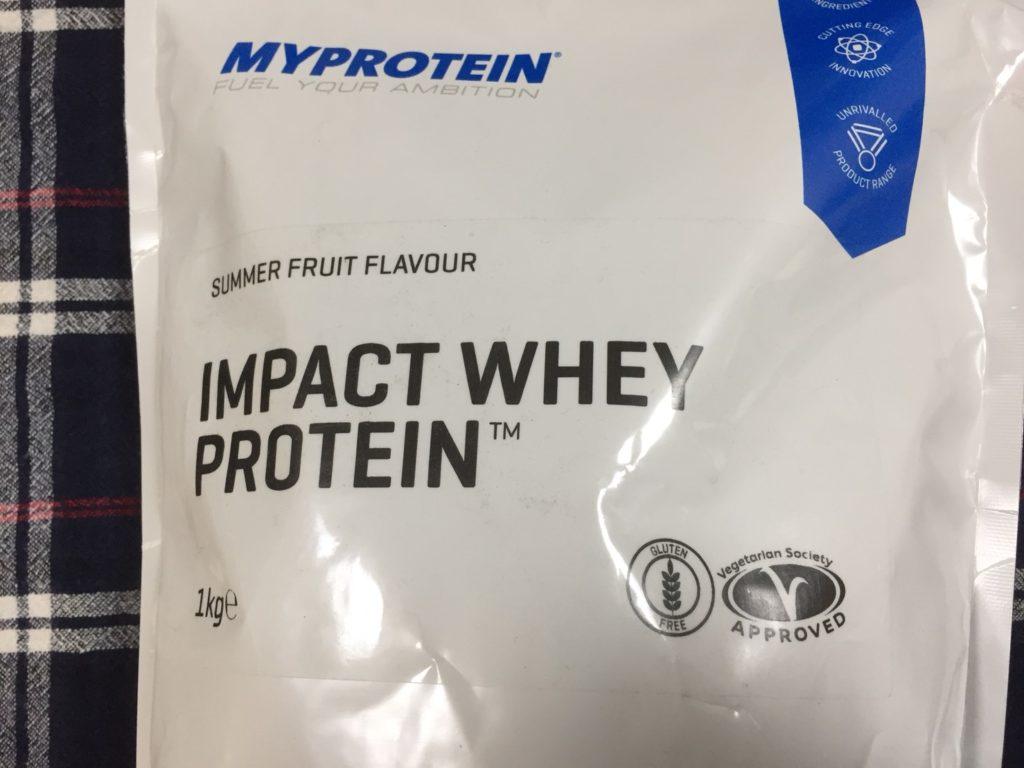 【WPC】Impactホエイプロテイン「サマーフルーツ味」