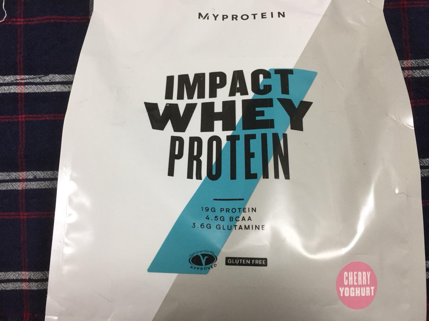 【WPC】Impactホエイプロテイン「チェリーヨーグルト味」