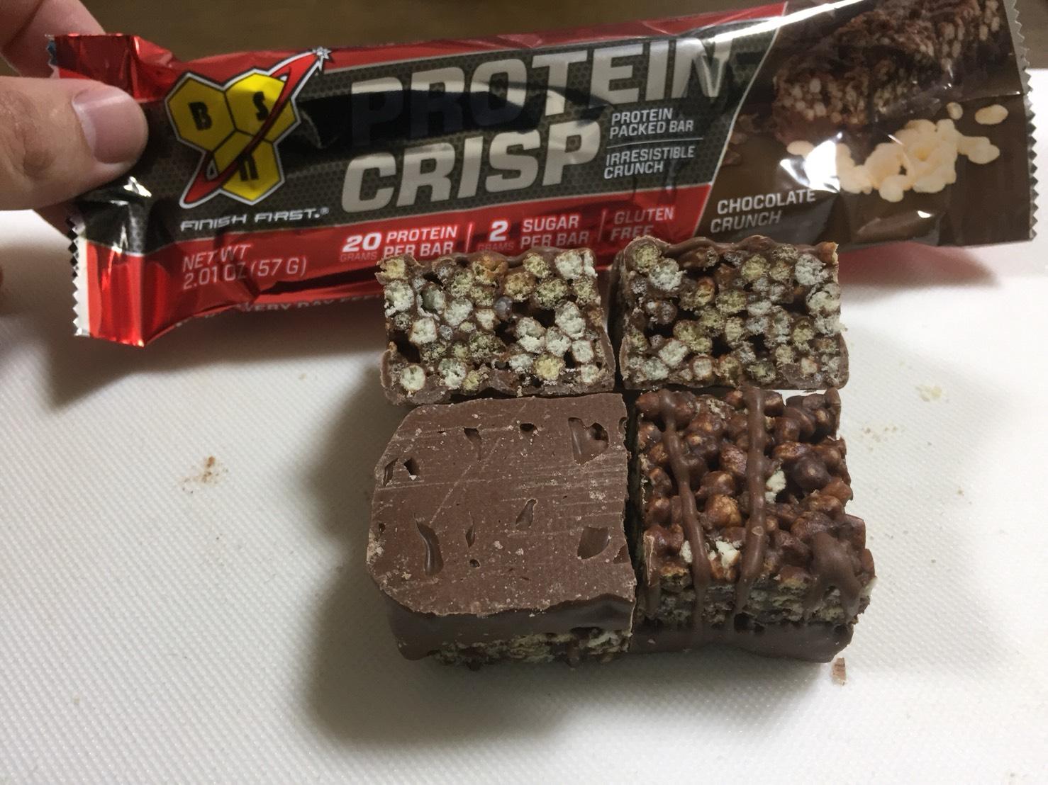チョコレートクランチのレビュー