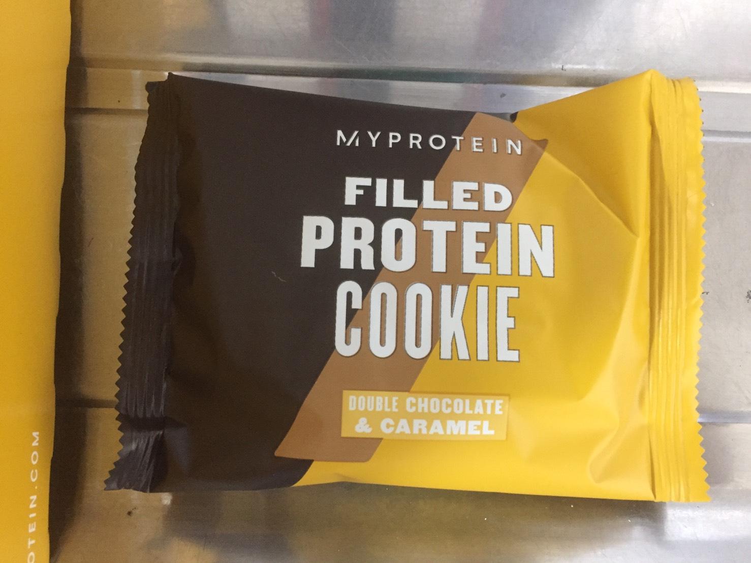 フィルドプロテインクッキー