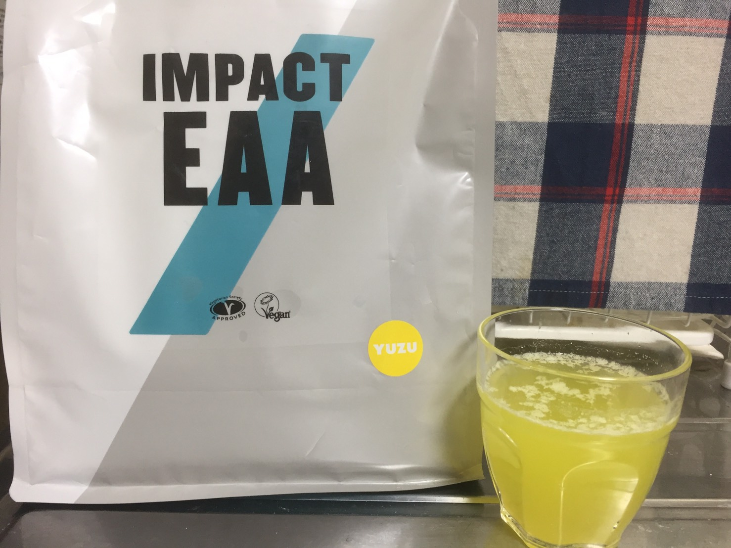 Impact EAAゆず味のレビュー