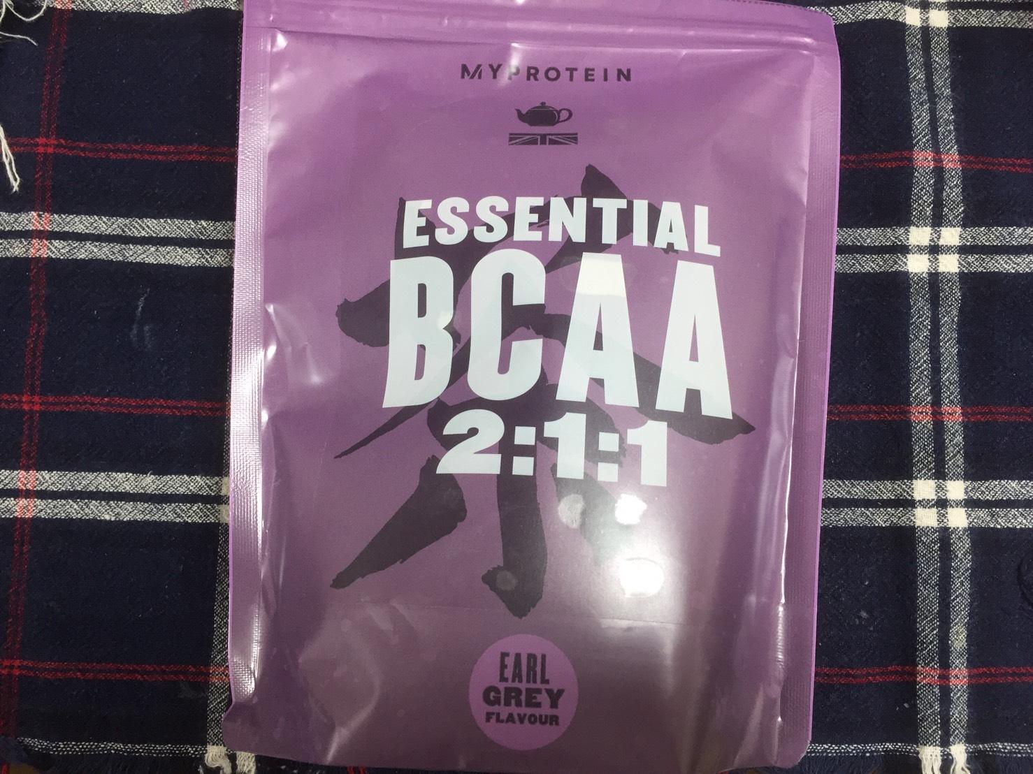 BCAAアールグレイ味