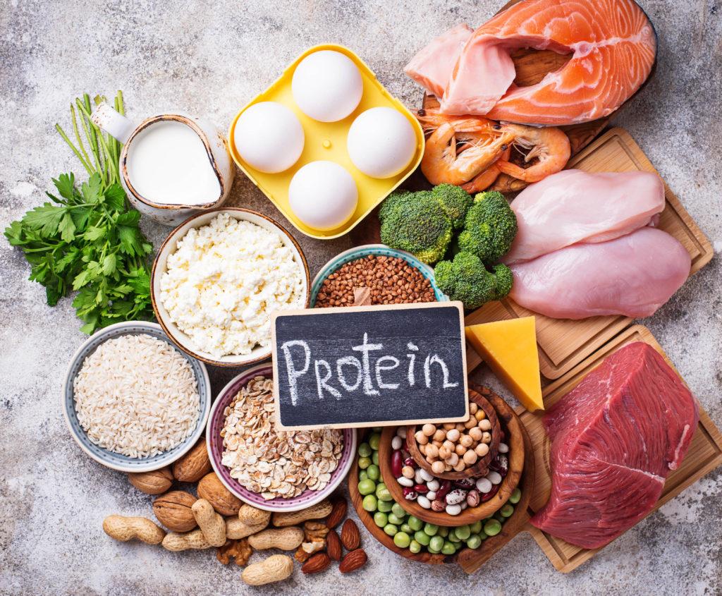 タンパク質を吸収しやすくするポイント