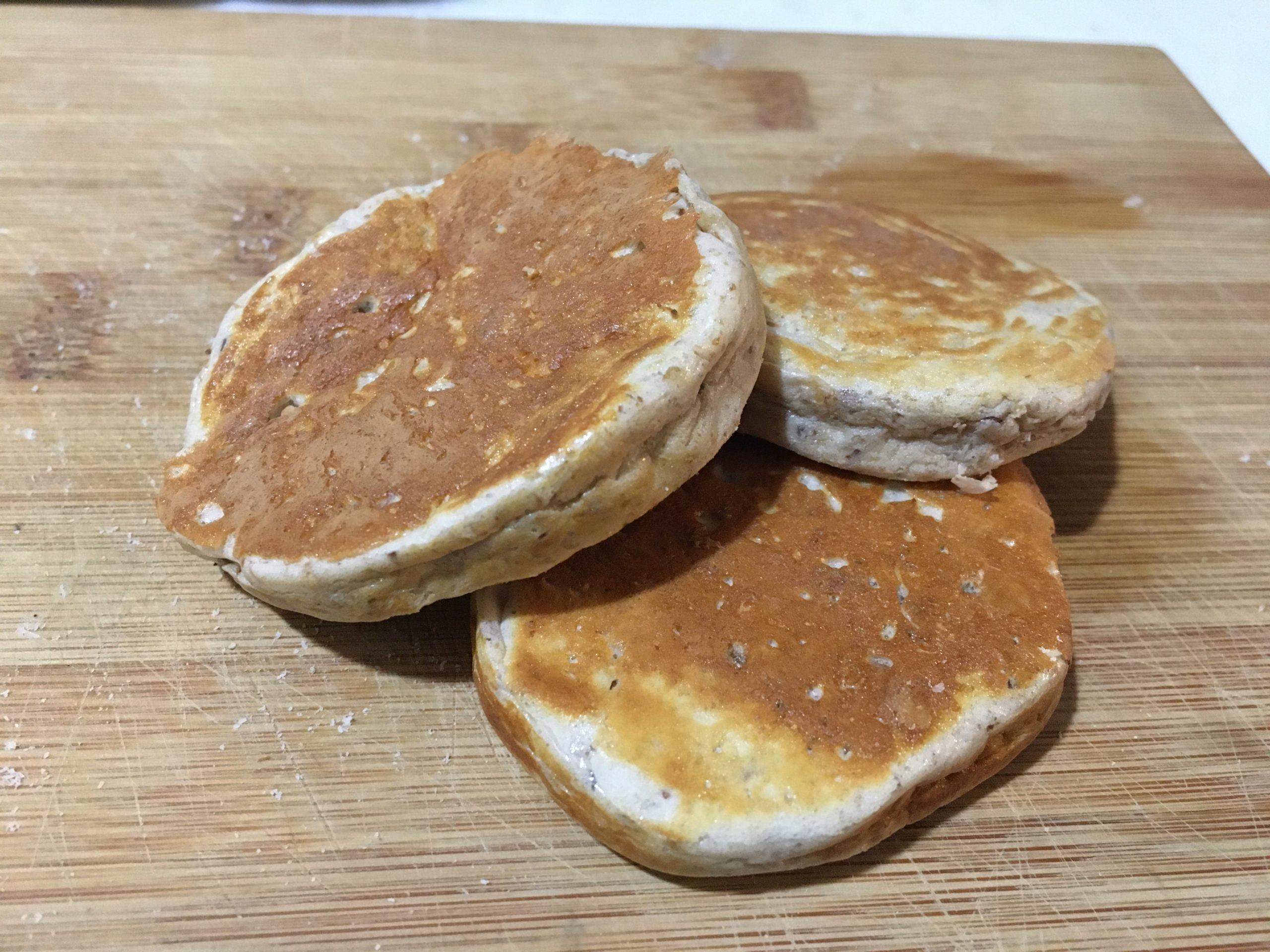 プロテインアーモンドソフトクッキー