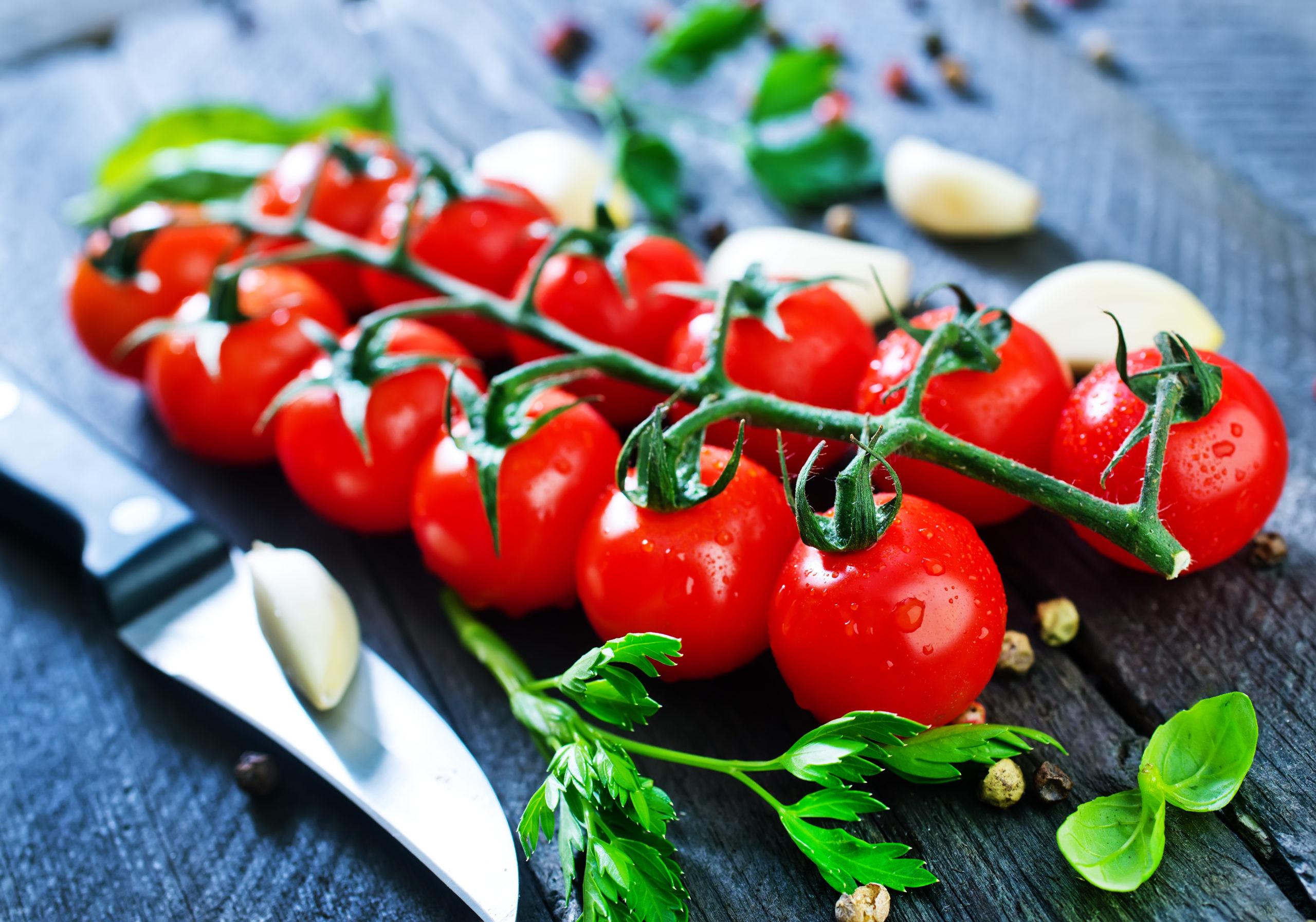 トマトだけダイエット
