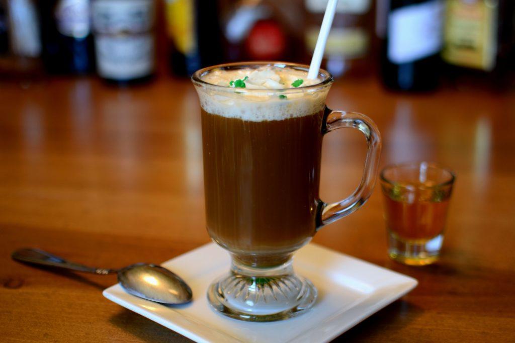 アイリッシュコーヒー味
