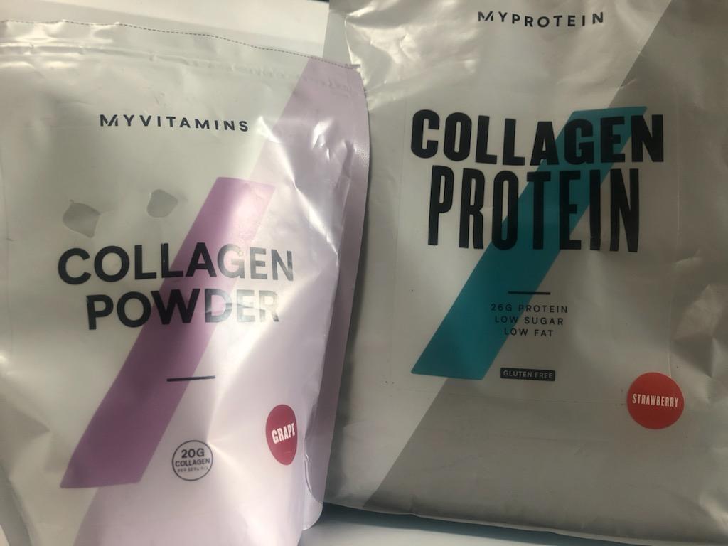 コラーゲンプロテインとコラーゲンパウダーの違い