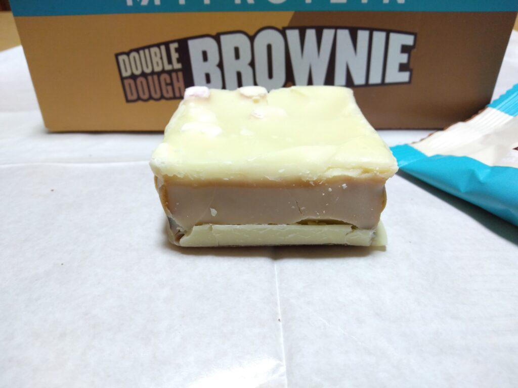ホワイトチョコレート&マシュマロ味のレビュー