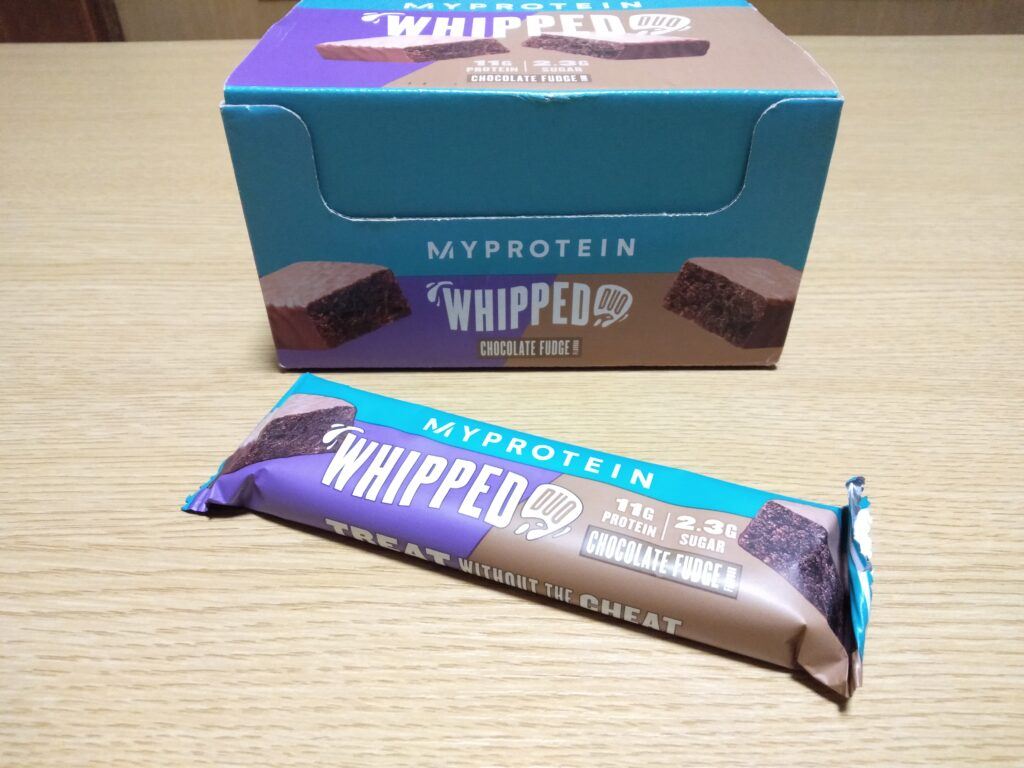 チョコレートファッジ味のレビュー