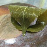 道明寺(関西風桜餅)のレシピ紹介。本格的な道明寺がマルトデキストリンを使って作ることが出来る!
