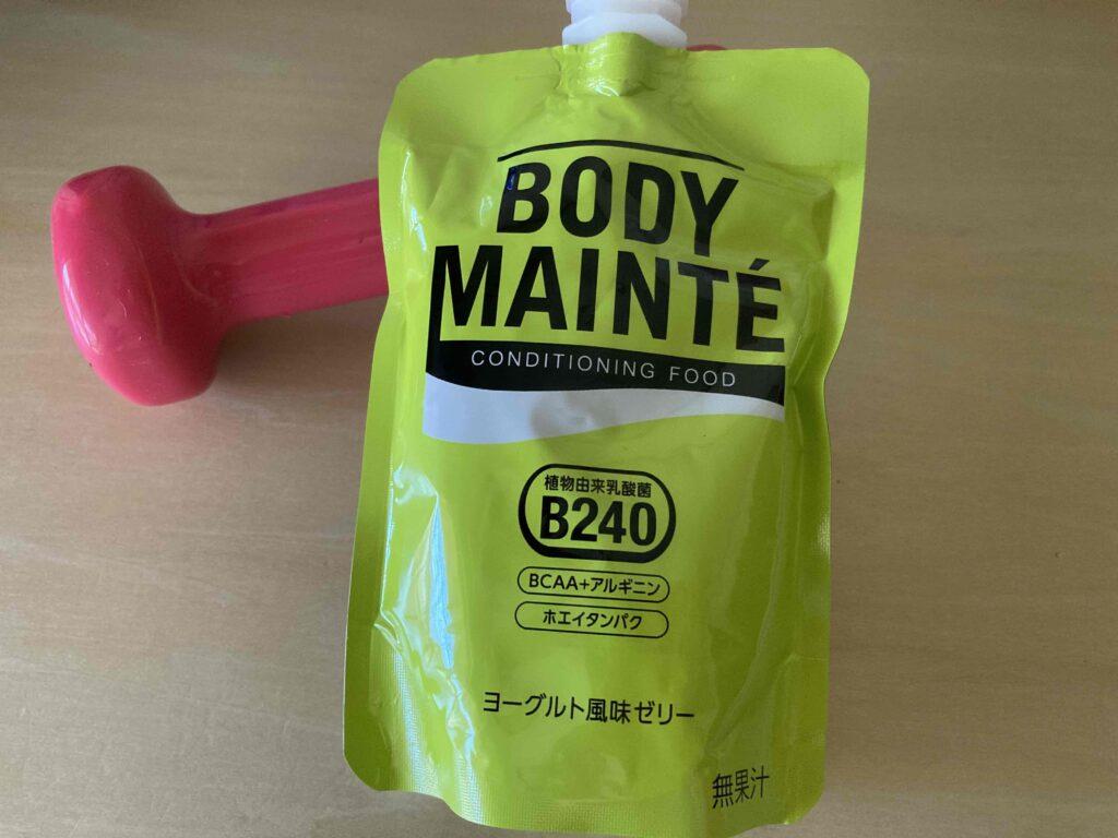ディメンテの特徴は乳酸菌B240が配合されていること