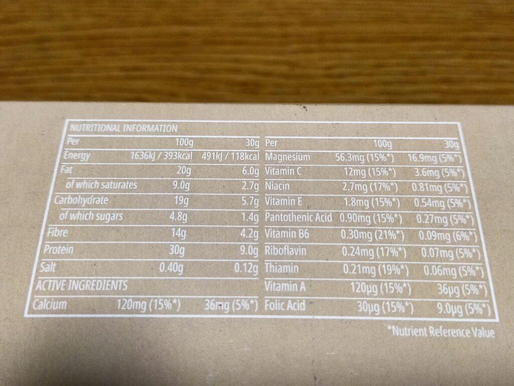 ベリーヨーグルト味の成分と実食レビュー